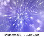 Abstract Violet Background....