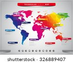 World Map Illustration And...