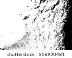 grunge black and white wall...   Shutterstock .eps vector #326920481