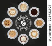 Premium Coffee Cups  Americano...