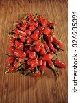 chili  | Shutterstock . vector #326935391