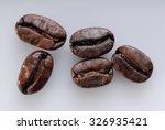 coffee beans | Shutterstock . vector #326935421