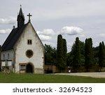 chapel | Shutterstock . vector #32694523