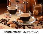 Italian Espresso Coffee In...