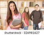 library. | Shutterstock . vector #326981627