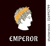 roman emperor julius caesar...