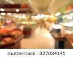 blurred  background of generic... | Shutterstock . vector #327034145
