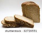 seed bread slices | Shutterstock . vector #32720551