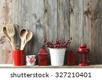Kitchen Cooking Utensils In...