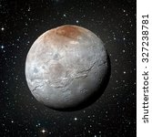 Charon Is The Largest Of The...