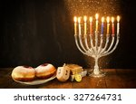 image of jewish holiday... | Shutterstock . vector #327264731