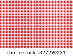 Seamless Red Checkered...