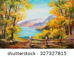 Oil Painting Landscape  ...