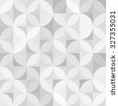 vector vintage retro seamless... | Shutterstock .eps vector #327355031