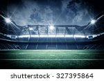 stadium | Shutterstock . vector #327395864