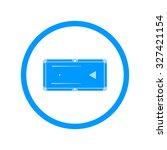 pool or billiards table symbol. ...   Shutterstock .eps vector #327421154