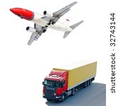 shipping | Shutterstock . vector #32743144