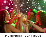 party  holidays  celebration ... | Shutterstock . vector #327445991