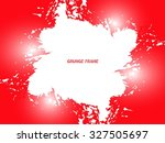 grunge abstract banner for... | Shutterstock .eps vector #327505697
