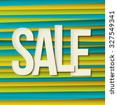 Spring Sale Design. Volume...