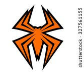 spider | Shutterstock .eps vector #327561155