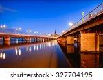 Two Bridges Meet In The...