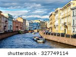 The Moyka River Embankment In...
