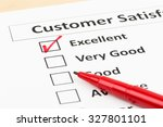 Customer Satisfaction Survey...