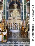 July 21st 2015   Interior Of A...