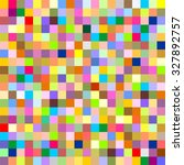 colorful background of colored... | Shutterstock .eps vector #327892757