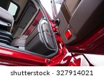 the interior of modern luxury... | Shutterstock . vector #327914021