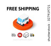free shipping icon  vector...