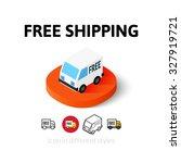 free shipping icon  vector...