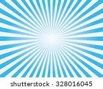 blue sunburst  background   Shutterstock .eps vector #328016045