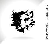 tiger | Shutterstock .eps vector #328020317