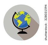 globe   | Shutterstock .eps vector #328031594