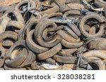 scrap metals | Shutterstock . vector #328038281