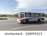 baku  azerbaijan   september 16 ... | Shutterstock . vector #328095215