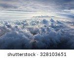 Beautiful Blue Sky Background...