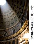 The Pantheon Interior  Rome ...