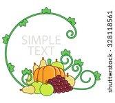 minimalistic vector icon... | Shutterstock .eps vector #328118561