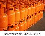 Lpg Gas Bottles.
