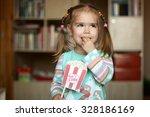 Pretty Toddler Girl For Fun...