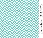 mint   white chevron pattern ... | Shutterstock .eps vector #328227695