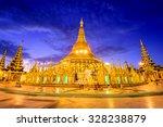 Shwedagon Pagoda In Yangon ...