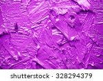 purple  abstract brush stroke... | Shutterstock . vector #328294379