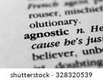 Small photo of Agnostic