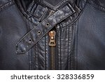 close up of black synthetic... | Shutterstock . vector #328336859