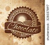 vintage vector logo template of ...   Shutterstock .eps vector #328337897