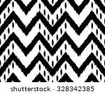 ikat design.  seamless... | Shutterstock . vector #328342385